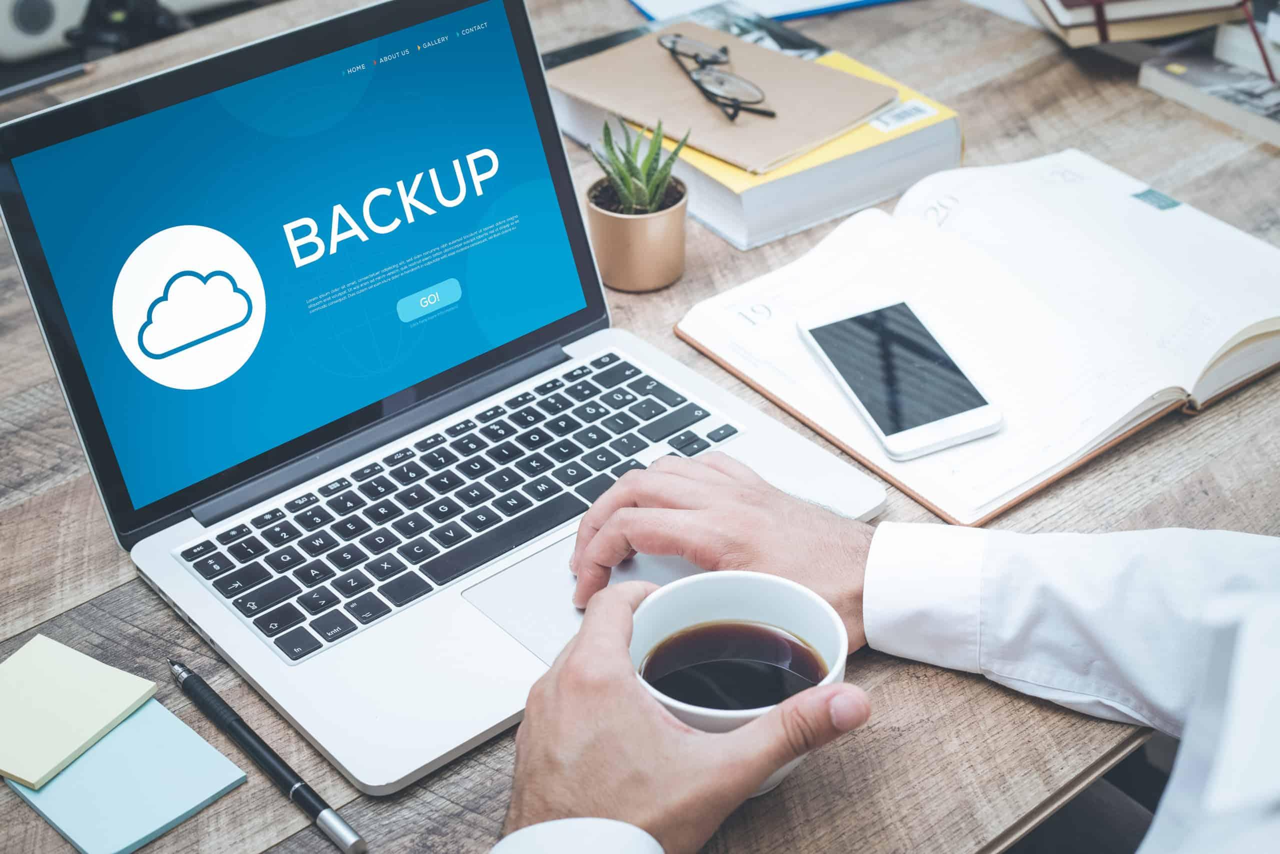Regelt Office 365 de backup van mijn e-mails in Exchange Online?