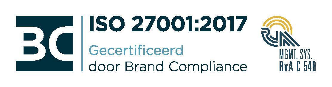 Aragorn ISO 27001 Logo