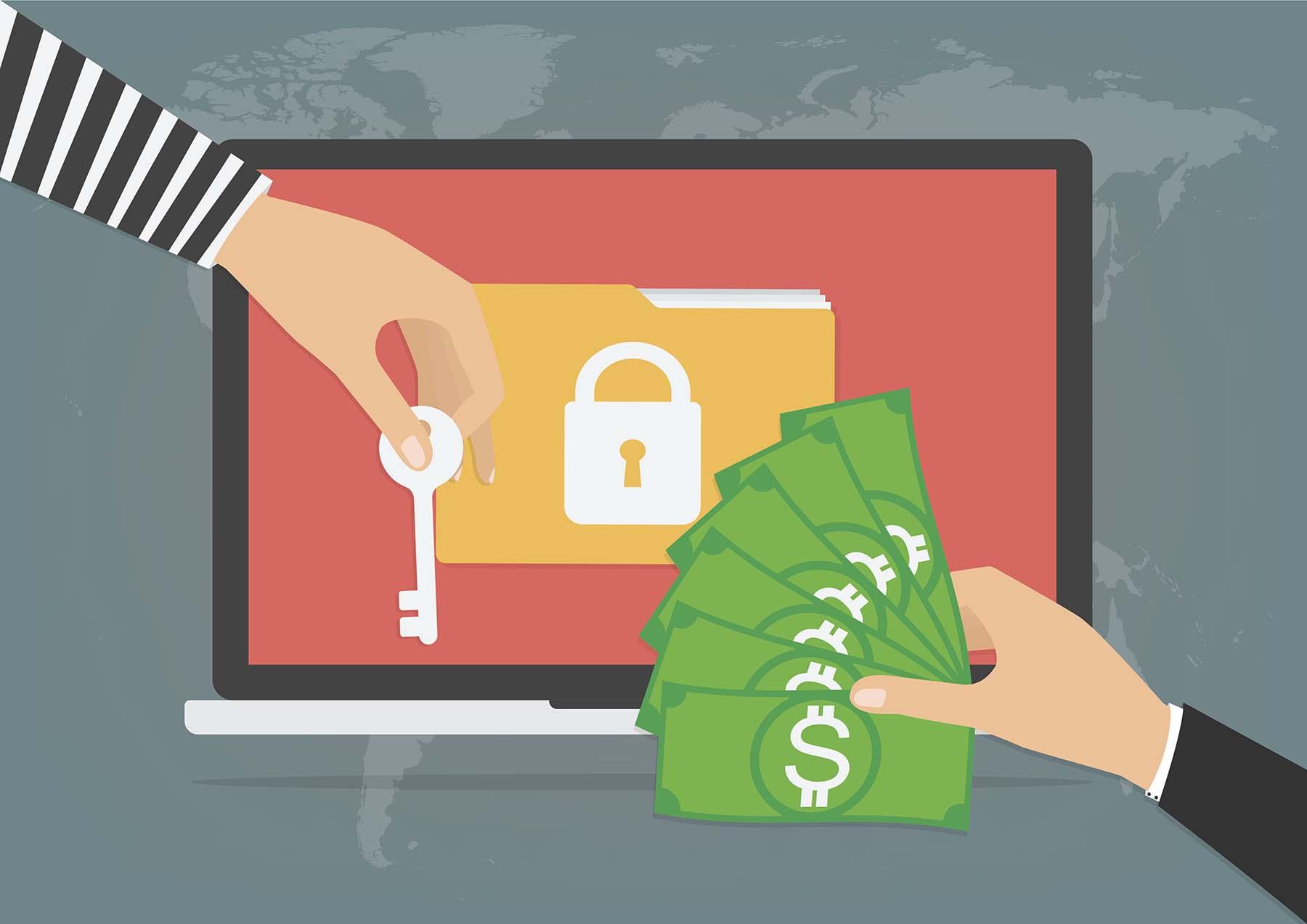 Wereldwijde ransomwareaanval gaande. Minimaal 1000 bedrijven slachtoffer